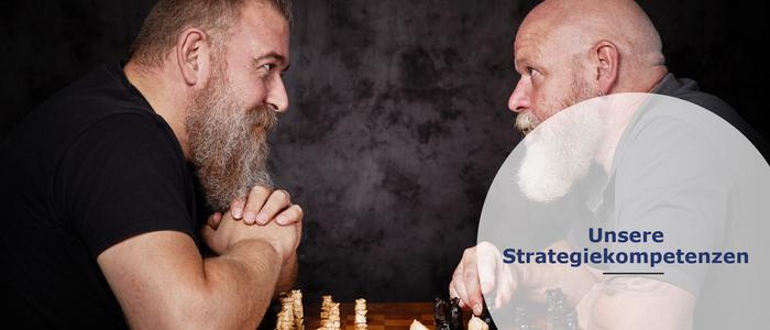 Unsere Strategie-Kompetenzen